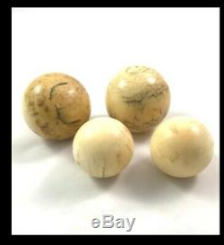 4 Old Ball Pool Time Napoleon XIX Weight 565 Grams