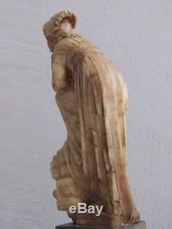 Alabaster Sculpture Xixth Empire