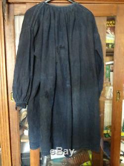 Ancient Clothing Or Bude Rough Maquignon Era XIX