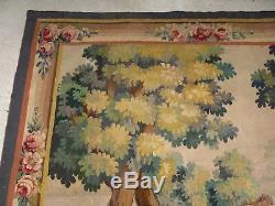 Aubusson Tapestry Xixth Century