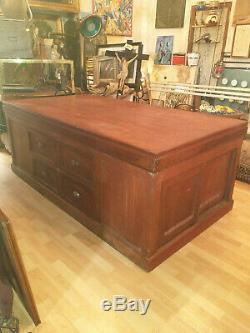 Authentic Antique Furniture Shop Xix, Island Center, Kitchen, Store