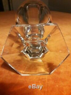 Baccarat Harcourt Crystal Water Glass Old Time XIX