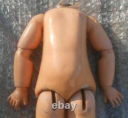 Beautiful Body Bb Type Jumeau Size 5 Epoch Xixth