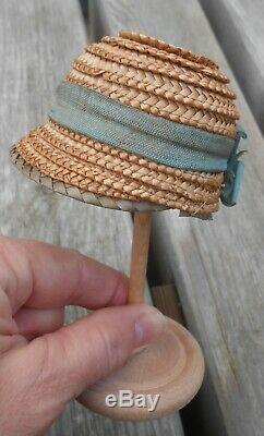 Beautiful Parisian Doll Hat Vintage Late Nineteenth