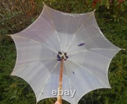 Beautiful Umbrella Child Of Late Xixth
