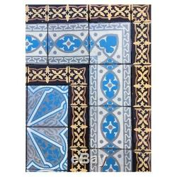 Cement Tiles Nineteenth Time (+/- 100m2)