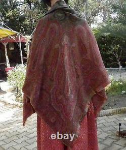 Chale Cachemire Epoque Xixe