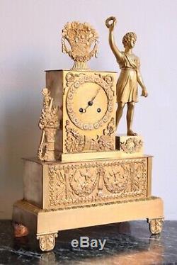 Clock Xixth Restoration Era