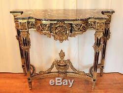 Console Louis XVI Style Nineteenth Century