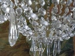 Crystal Travel Chandelier, Balloon Shape Balloon, Middle Time XIX