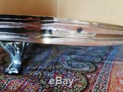 Especially / Center Table Of Silver Bronze Era End XIX