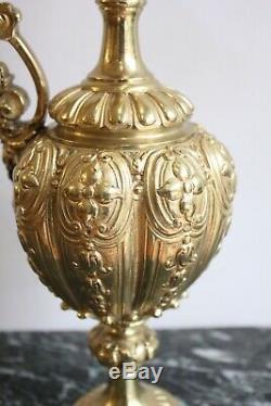 Ewer In Bronze Period Xixth