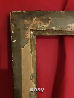 Former Large Gilded Frame Era Empire XIX 1st Century