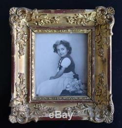 Gilded Picture Frame Period Late Nineteenth