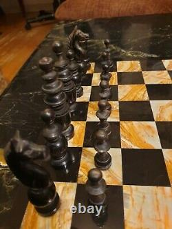 Great Chess Game Horn On Nineteenth Time