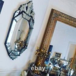 Great Venetian Mirror 19th Epoch Napoleon III