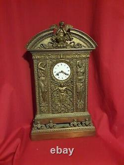 Hemon, Bronze Clock Era Empire XIX Century