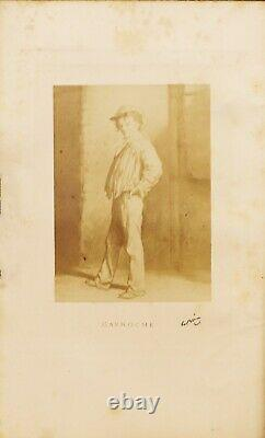 Hugo, Les Miserables, Paris, 1863, With Rare Photographic Suite Of The Time