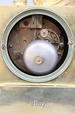Lyre Pendulum Xixth Century