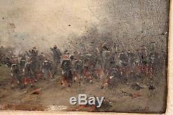 Napoleonic Battle Of Edouard Detaille, Nineteenth Time