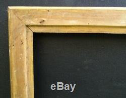 No. 701 Framework Xixth Wood And Stucco For Golden Frame 66 X 55 CM