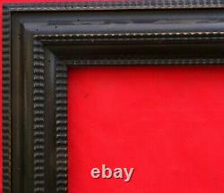 No. 745 Cadre Epoque Late 19th Century High-end Wood Style For Chassis 72 X 61.3 CM
