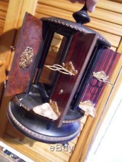 Old Carousel Old Cigar Cigar Cave Napoleon III Era XIX 19th