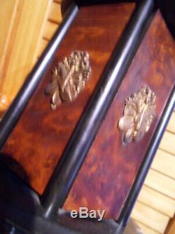 Old Cigar Carousel Old Cave Cigar Napoleon III Nineteenth Nineteenth