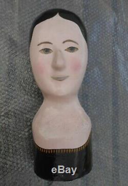 Old Hat Hobby Paper Mache Mannequin Xixth