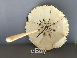 Old Umbrella Folding Nineteenth Epoque Napoleon III No. 3