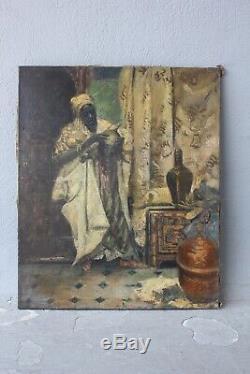 Orientalist Painting Epoque Nineteenth
