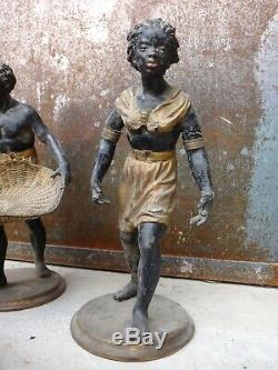 Pair Of Nubians To Restore Time XIX
