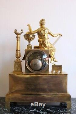 Pendulum Astronomy Epoque Empire Nineteenth Century
