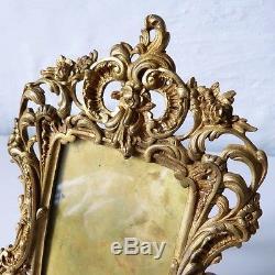 Rocaille Bronze Frame, Louis XV Style, Time XIX