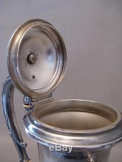 Silver Jug minerva Punch Nineteenth Century