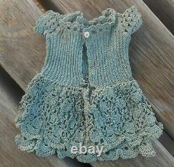 Superb Dress Bb Bru Jumeau Steiner 19th Century