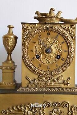 The Pendulum Vestal Nineteenth Epoque