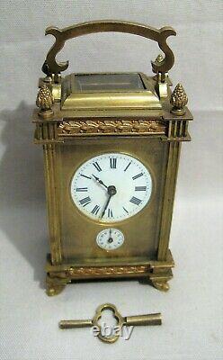 Travel Officer's Pendulum At 19th Century Ringing