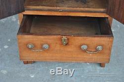 Vintage Marine Toilet Cabinet Late Nineteenth