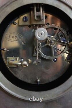Writer's Pendulum At The 19th Century