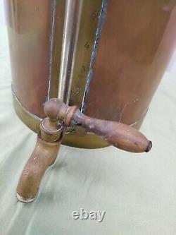 Xixeme Copper Sirotier