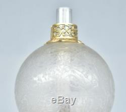 Xixth Oil Carcel Lamp Vase Township