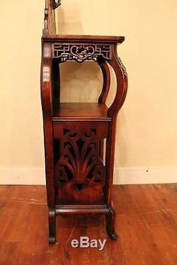 Ancien meuble à musique d'après Viardot époque XIXème siècle