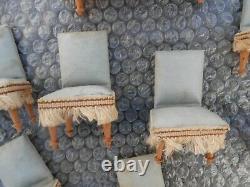 Anciens meubles miniatures poupée mignonnette époque fin XIXème