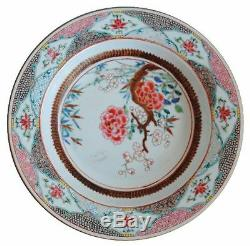 Assiette compagnie des Indes époque XIXème