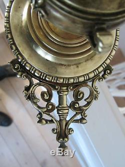 Bel Et Imposant Encrier En Bronze D Epoque Napoleon III Dans Son Jus En Bon Etat