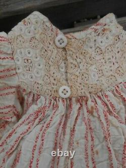 Belle robe BB type JUMEAU BRU STEINER époque fin XIXème