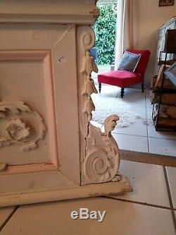 Boiserie ancienne, haute de porte, époque XIX ème s lot 1