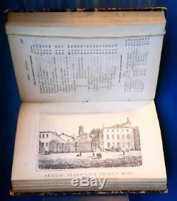 Bordeaux Vins COCKS FERET 1868 2nd édition très recherchée reliure d'époque RARE