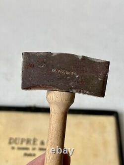 Coffret Outils de Sculpteur Nécessaire Artiste DUPRÉ & CIE Paris Époque XIX ème